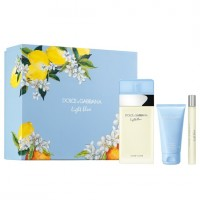Dolce & Gabbana Light Blue Eau de Toilette Spray 100Ml Set
