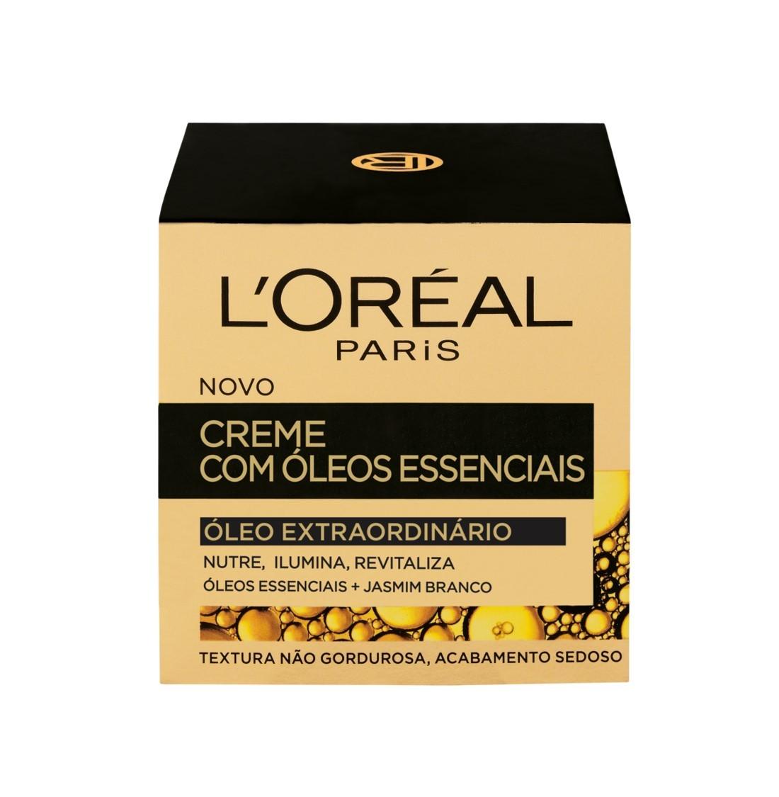 L'Oréal Paris - Body Expertise Óleo Rosto Extraordinário -