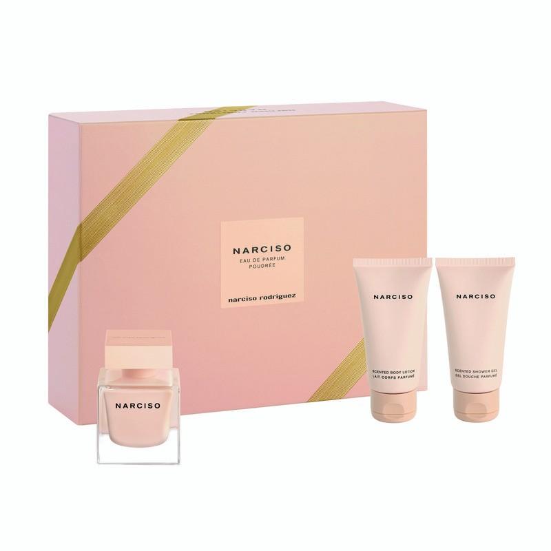 Narciso Rodriguez - Narciso Poudree Eau de Parfum 50Ml Set -