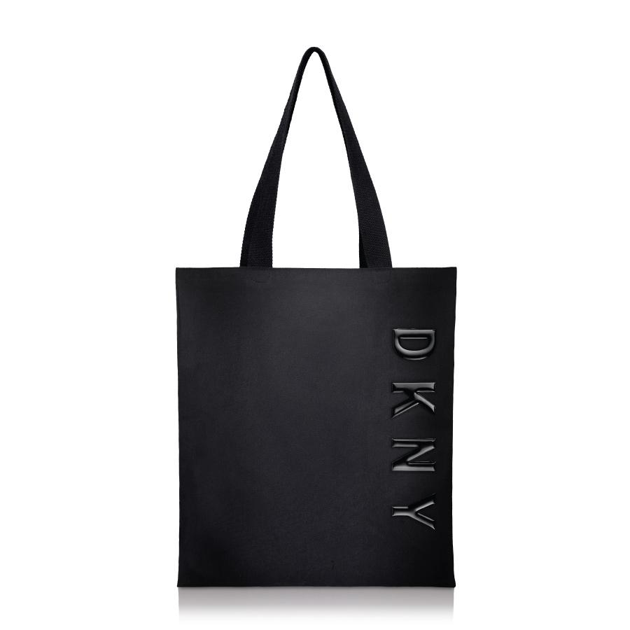 Oferta saco DKNY na compra de um perfume 100ml da marca.