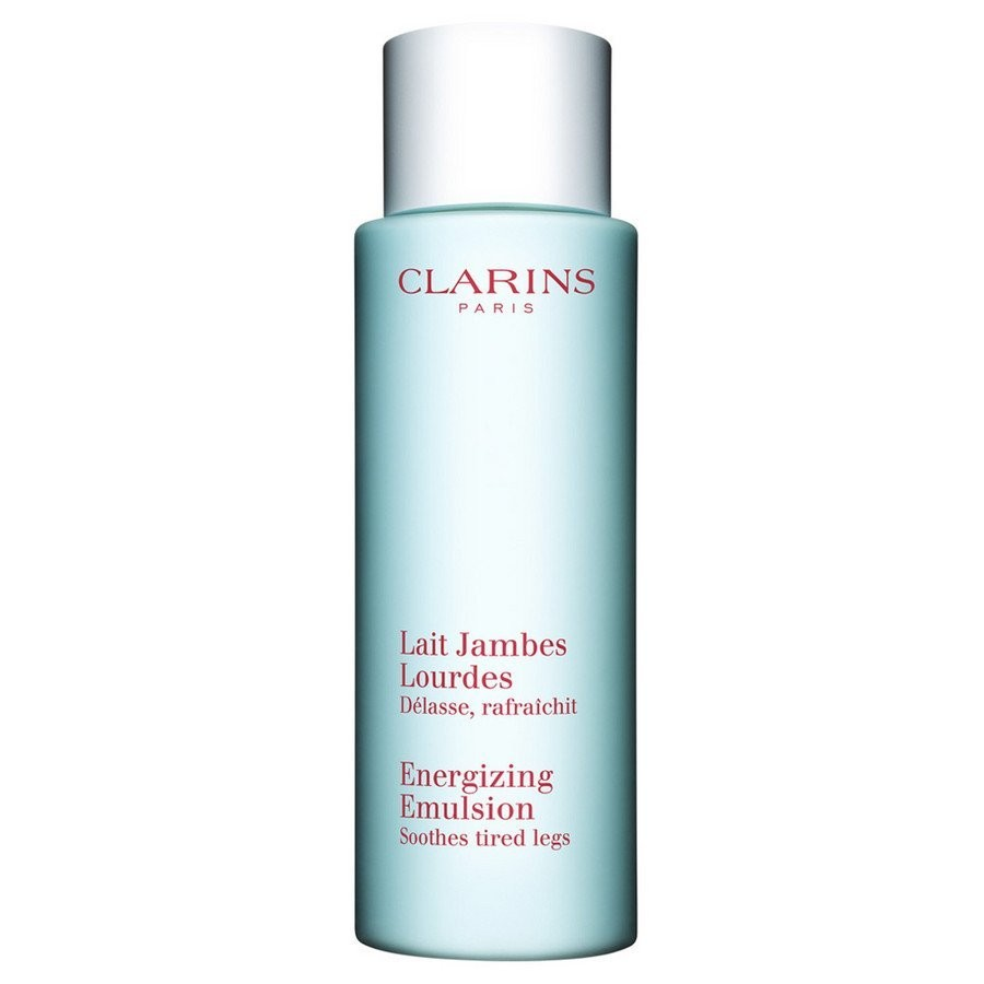 Clarins - Energizing Emulsion Soothes tired legs -