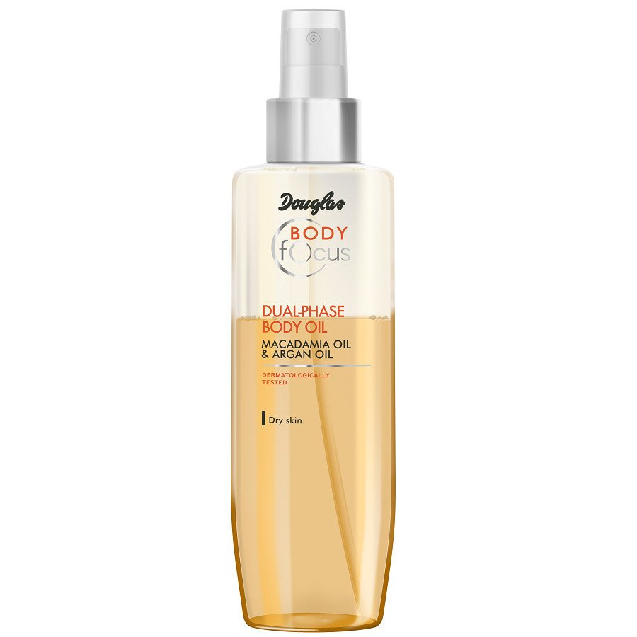 Douglas Collection - Body Focus 2 Phases Body Oil -