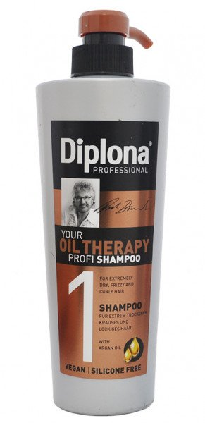 Diplona - Shampoo Argain Oil Therapy -