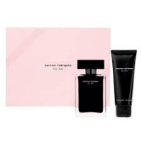 Narciso Rodriguez For Her Eau de Toilette Spray 50Ml Set