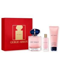 Giorgio Armani My Way Edp Spray 90Ml Set