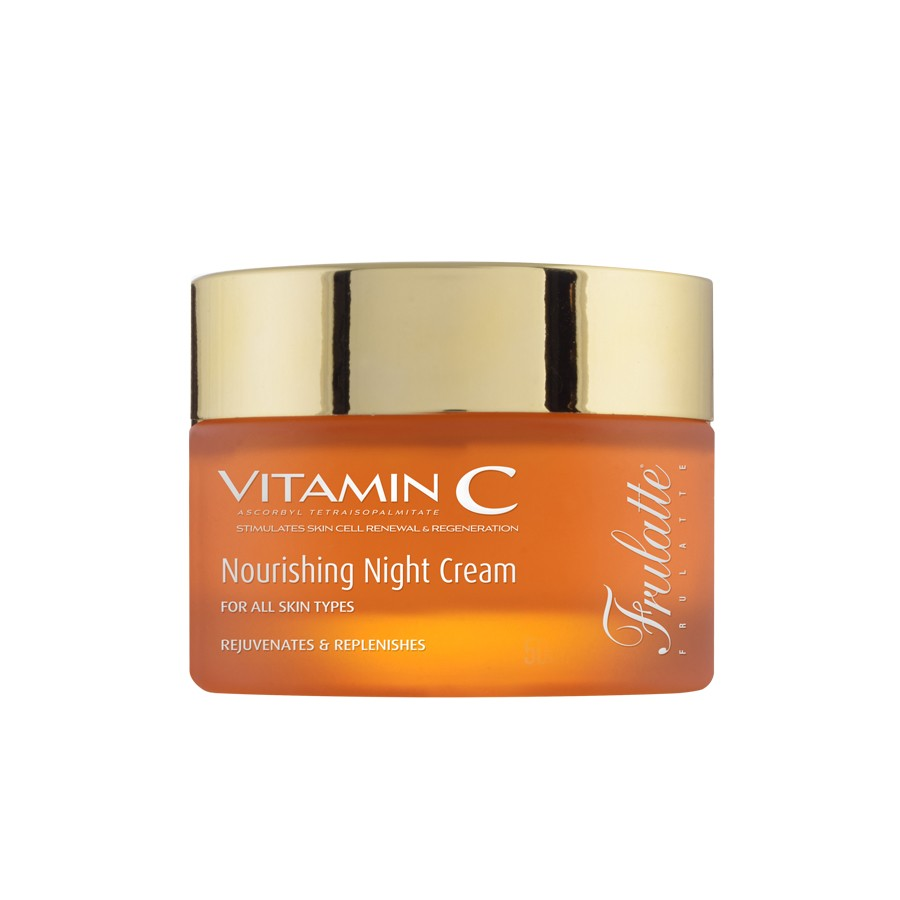 Arganicare - Nourishing Night Cream -
