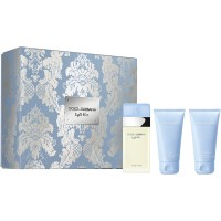 Dolce&Gabbana Light Blue Eau de Toilette 50Ml Set