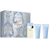 Dolce&Gabbana Light Blue Eau de Toilette 50Ml Set