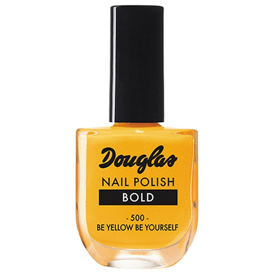 Douglas Collection - Nail Polish - Be Yellow Be Yourself