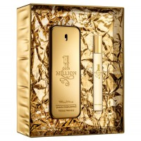 Paco Rabanne 1 Million Men Eau de Toilette 100Ml Set