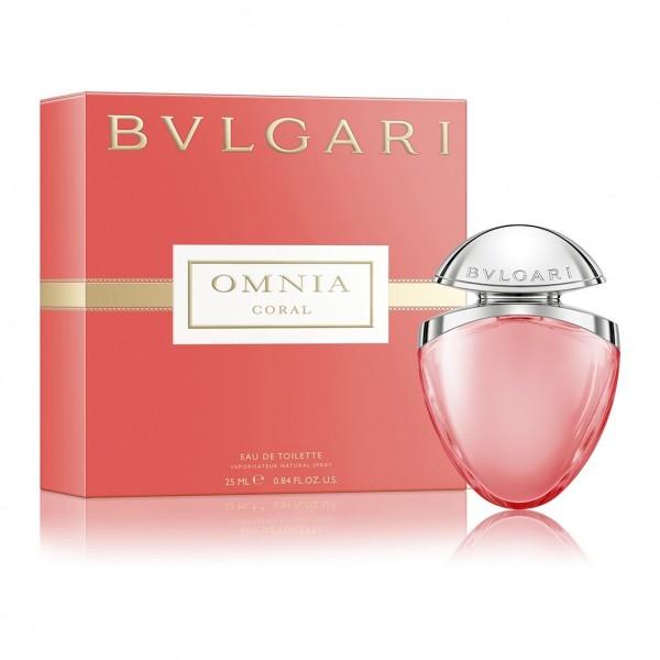 Bvlgari - Omnia Coral Eau De Toilette - 25 ml