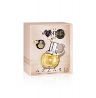 Azzaro Wanted Girl Eau de Toilette 30Ml Set