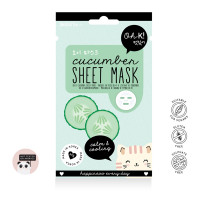 Oh K! Masks Cucumber Sheet Mask
