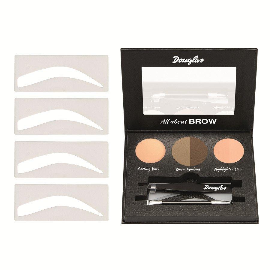 Douglas Make-up - Eye Brow Kits Pallet -