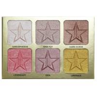 Jeffree Star Cosmetics 24 Karat Highlighter Palette