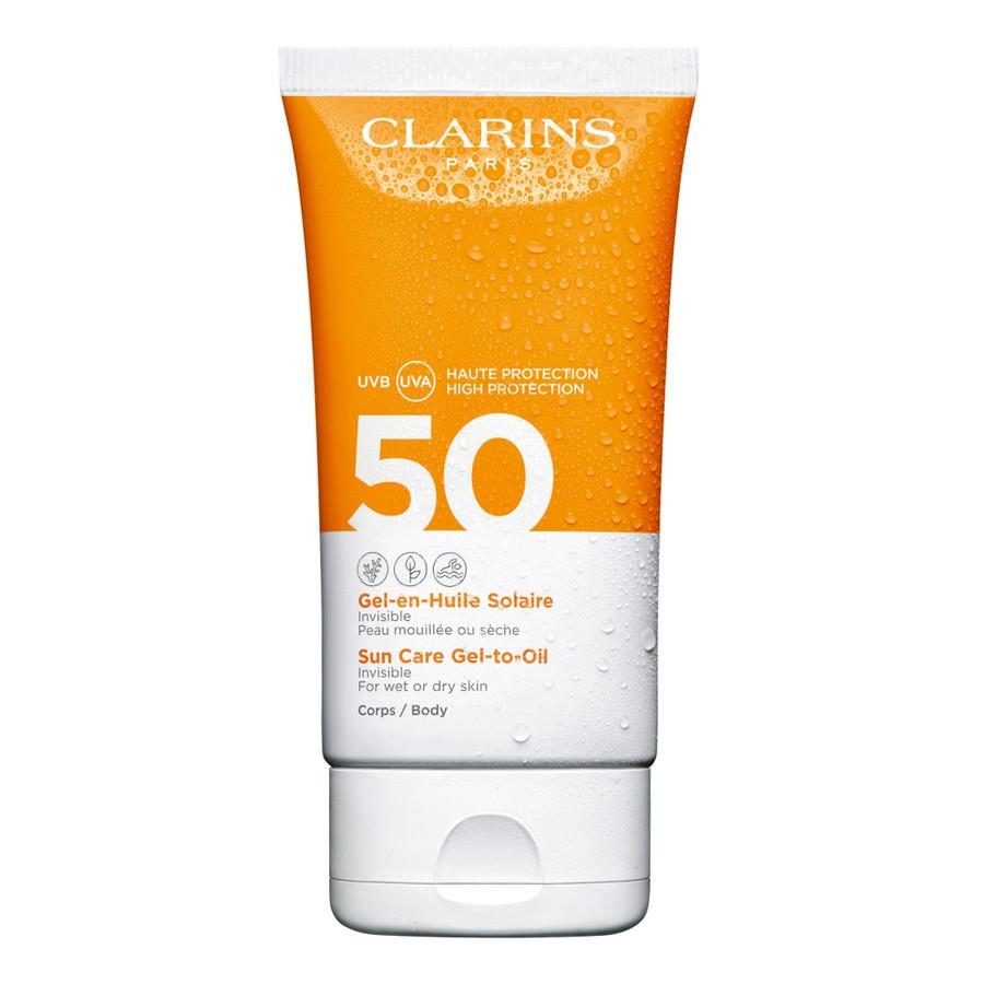 Clarins - Sun Care Sun Gel-En-Huile Corps SPF 50 -