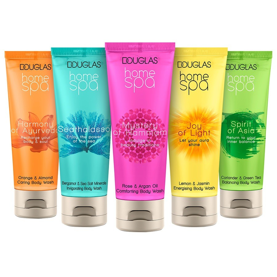 Douglas Home Spa - Body Wash Collection Set -