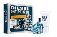Diesel Only The Brave Edt Spray 35Ml Set