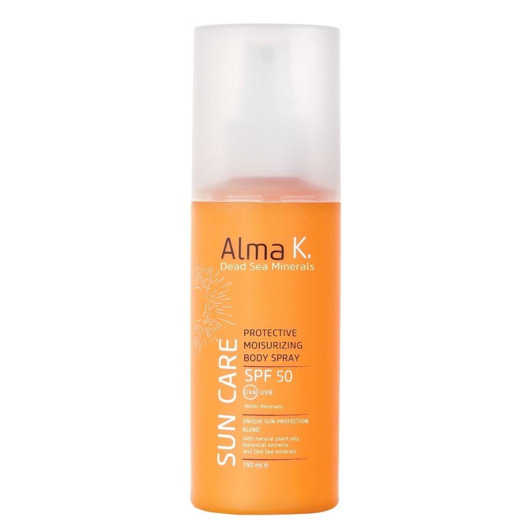 Alma K - Protective Moisturizing Body Spray SPF50 -