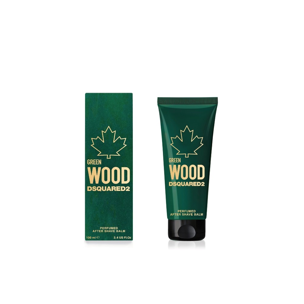 DSQUARED2 - Green Wood After Shave Balm -