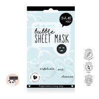 Oh K! Exfoliator Bubble Sheet Mask