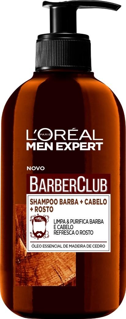 L'Oréal Paris - Men Expert Barber Club Shampoo -