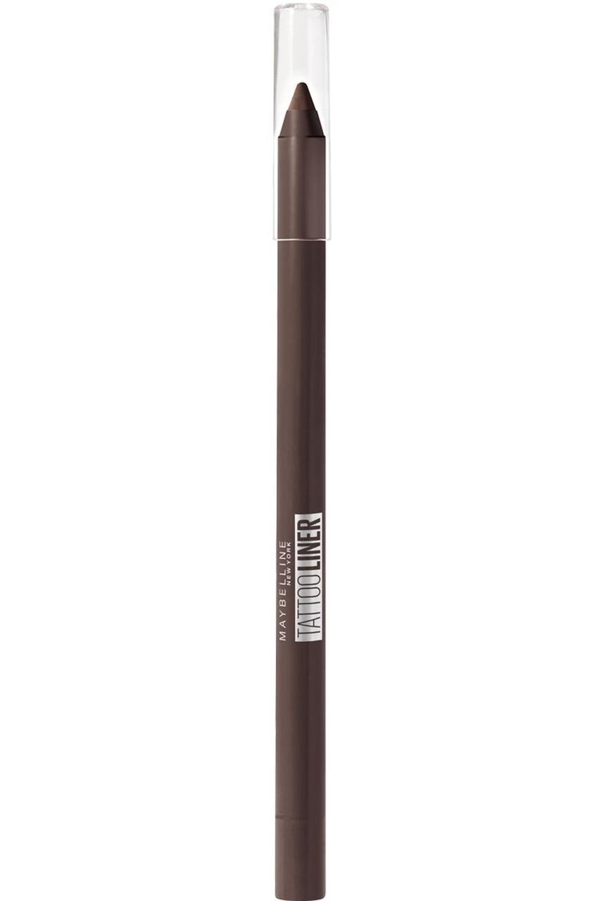 Maybelline - Lápis Olhos Tattoo Liner Gel Pencil -  910 - Bold Brown