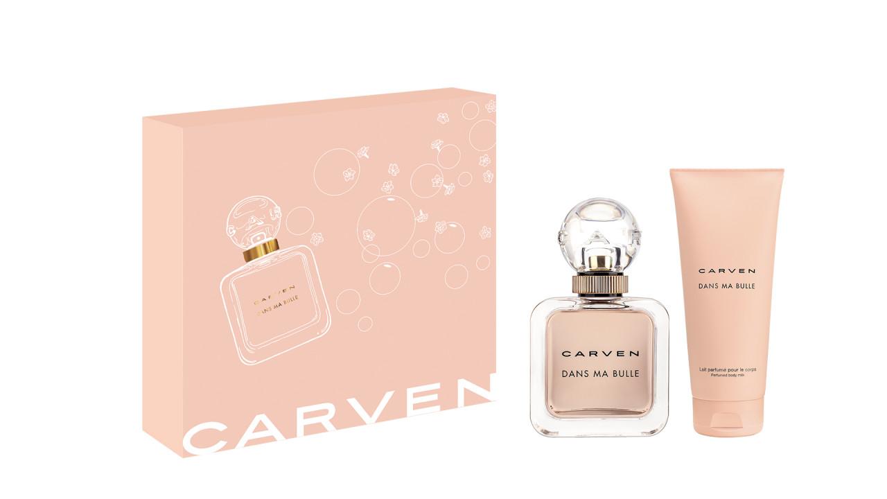 Carven - Dans Ma Bulle Eau de Parfum 50Ml SET -