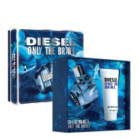 Diesel Only The Brave Eau de Toilette 35Ml Set