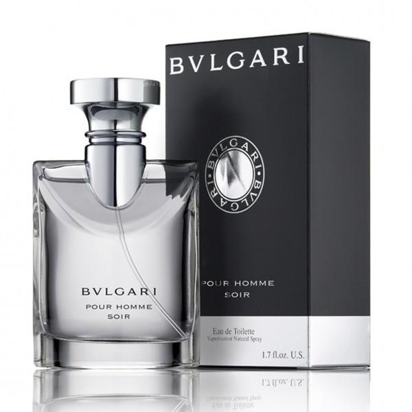 Bvlgari - Pour Homme Soir Eau De Toilette - 50 ml