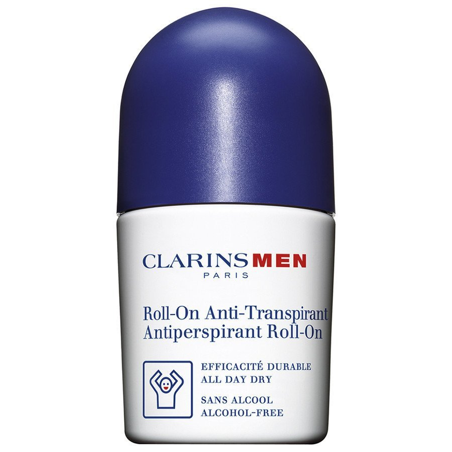 Clarins - Deo Roll-On Antiperspirant -