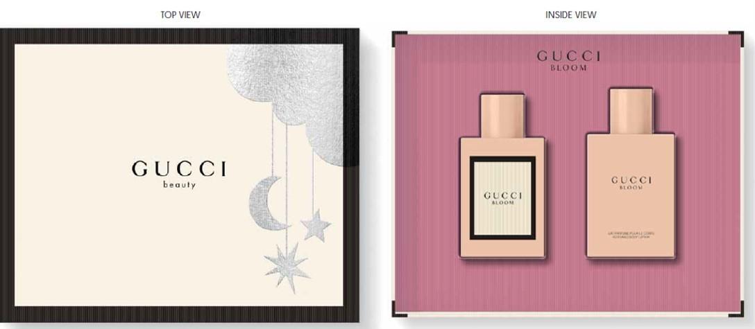 Gucci - Bloom Eau de Parfum 50Ml Set -