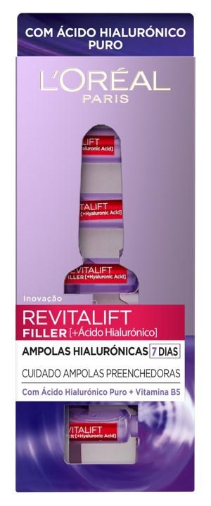 L'Oréal Paris - Revitalift Filler Ampolas -