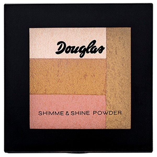 Douglas Make-up - Shimmer & Shine Powder - Nº 1 - Holidays Effect