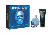 Police To Be Eau de Toilette 75Ml Set