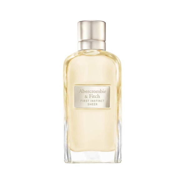 Abercrombie & Fitch - First Instinct Sheer Eau de Parfum -  30ml