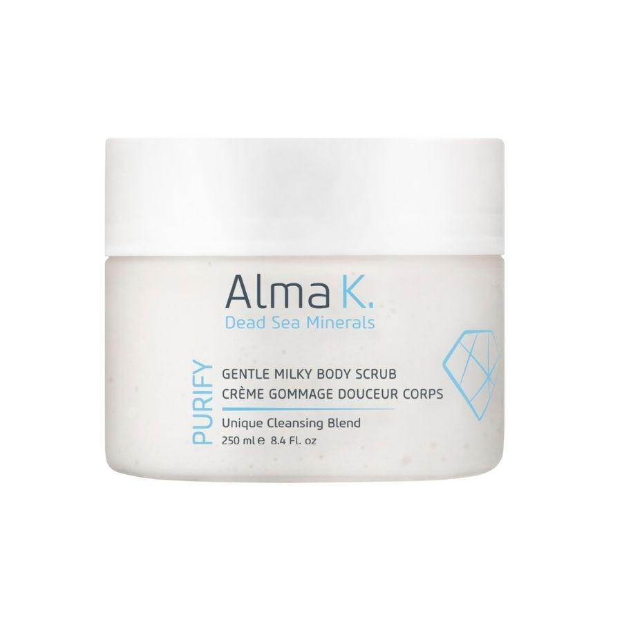 Alma K - Gentle Milky Body Scrub -