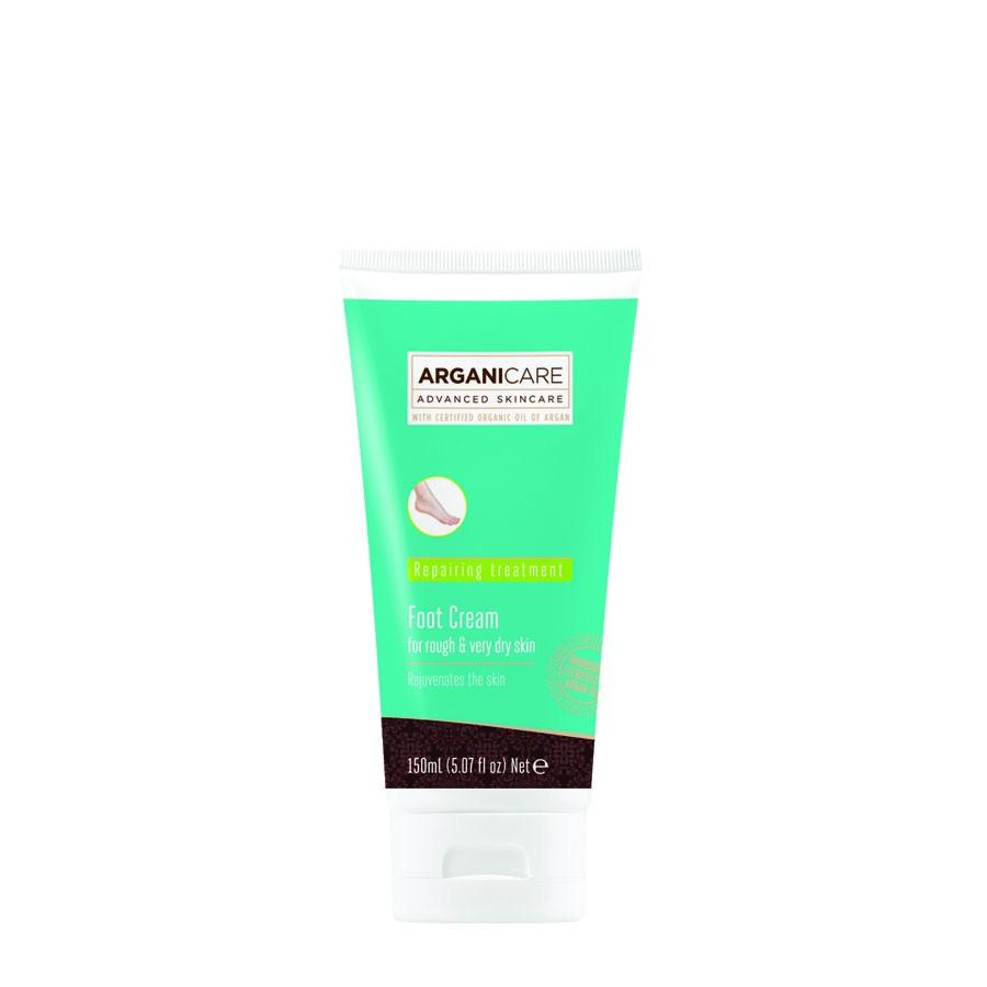 Arganicare - Foot Cream -