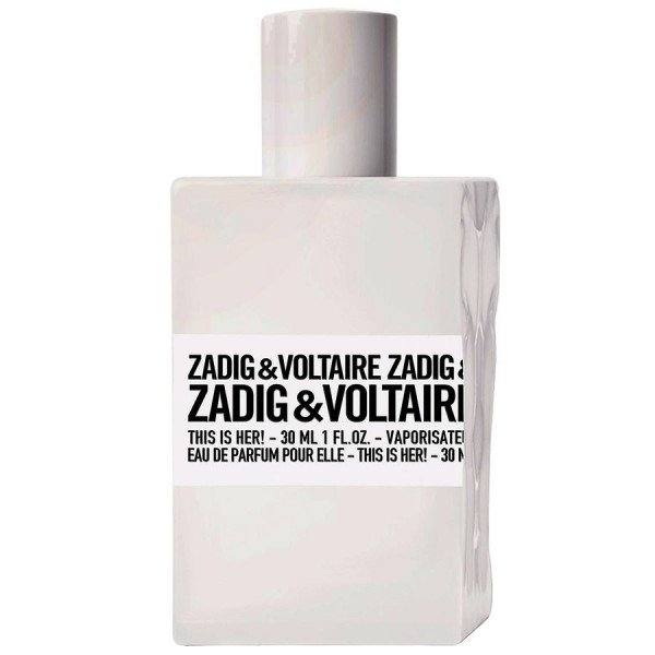 Zadig & Voltaire - This Is Her Eau de Parfum - 100 ml