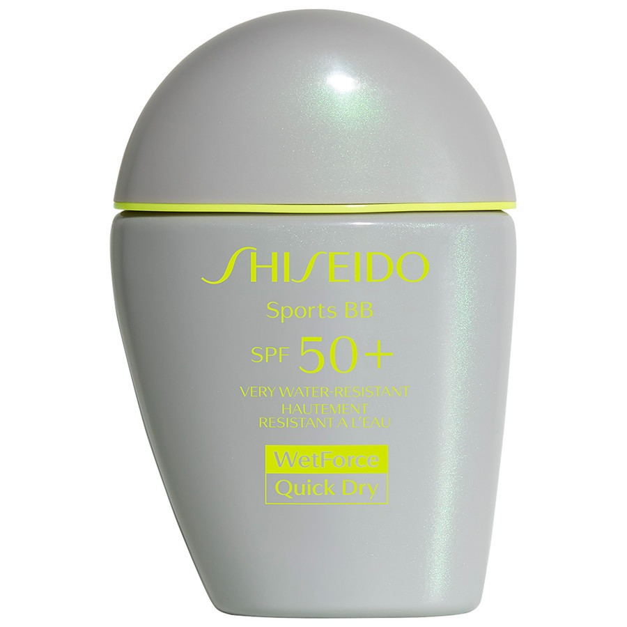 Shiseido - Sun Care Sports BB SPF50 -  Medium Dark