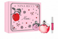 Nina Ricci Nina Eau de Toilette 50Ml Set