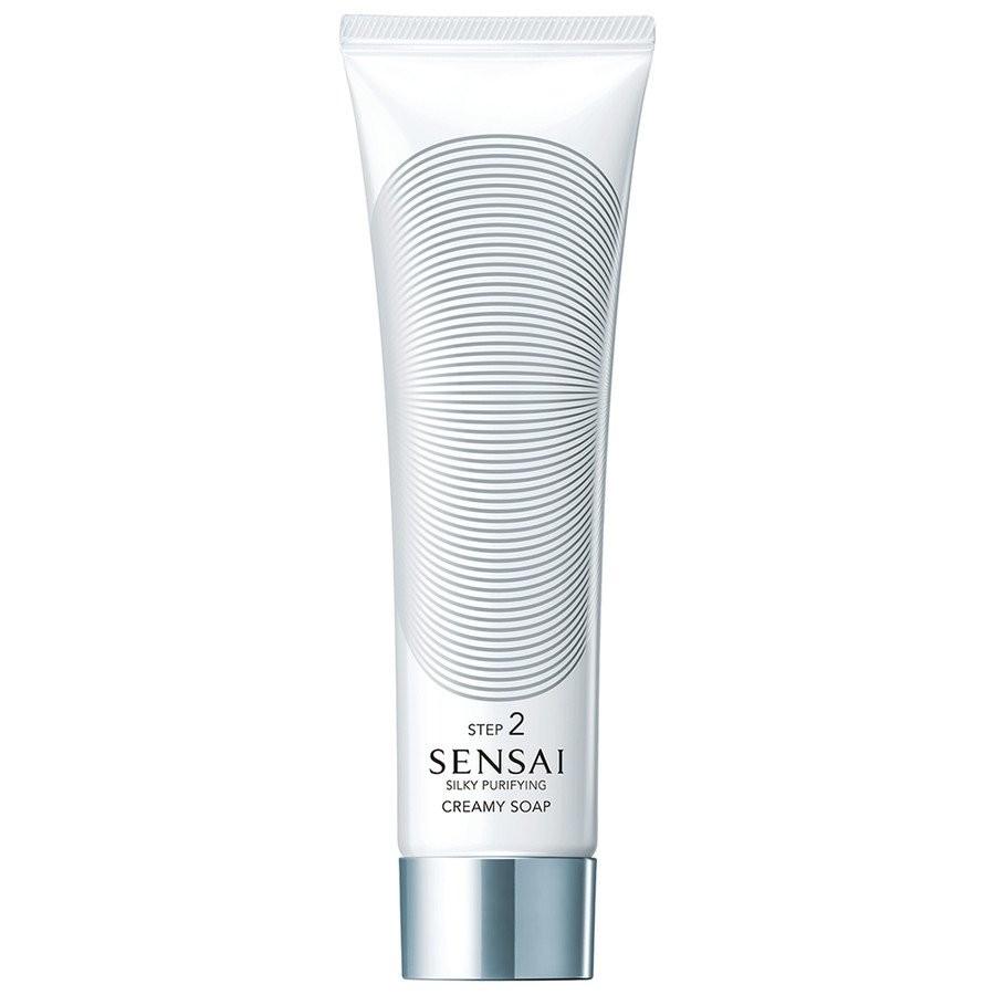SENSAI - Silky Purifying Creamy Soap -