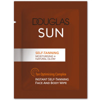 Douglas Collection Self Tanning Face And Body Wipe