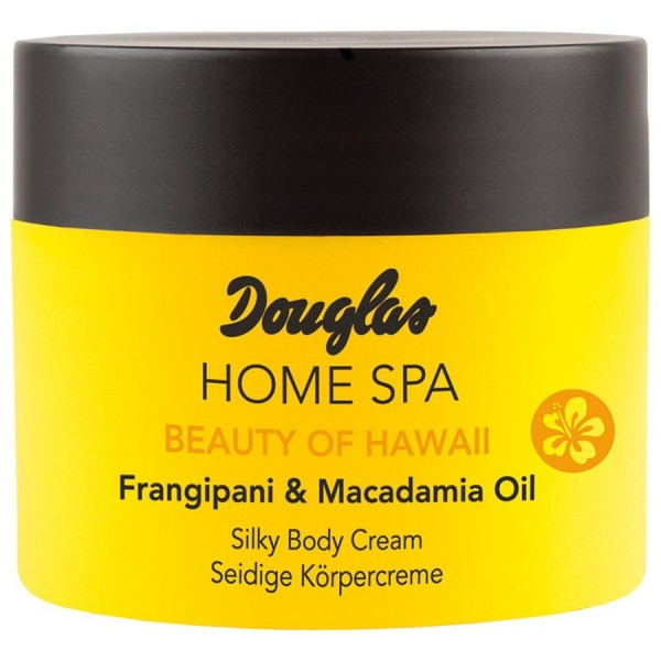 Douglas Home Spa - Beauty of Hawaii Body Cream -